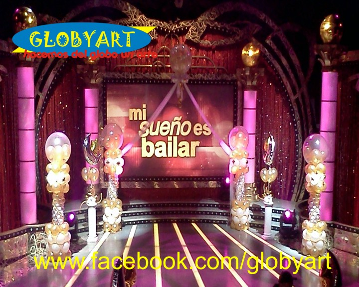 Globyart globyart balloons in los angeles balloon decor for Balloon decoration los angeles