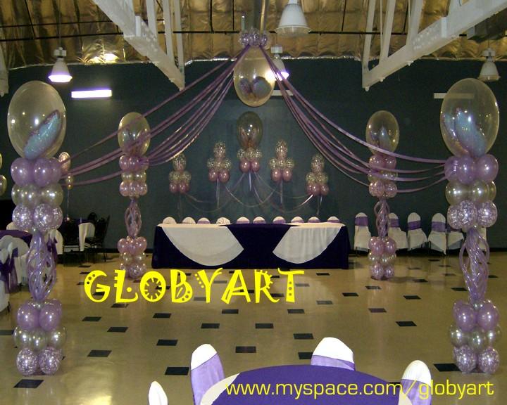 Balloons in los angeles balloon decor in los angeles - Decoracion los angeles ...